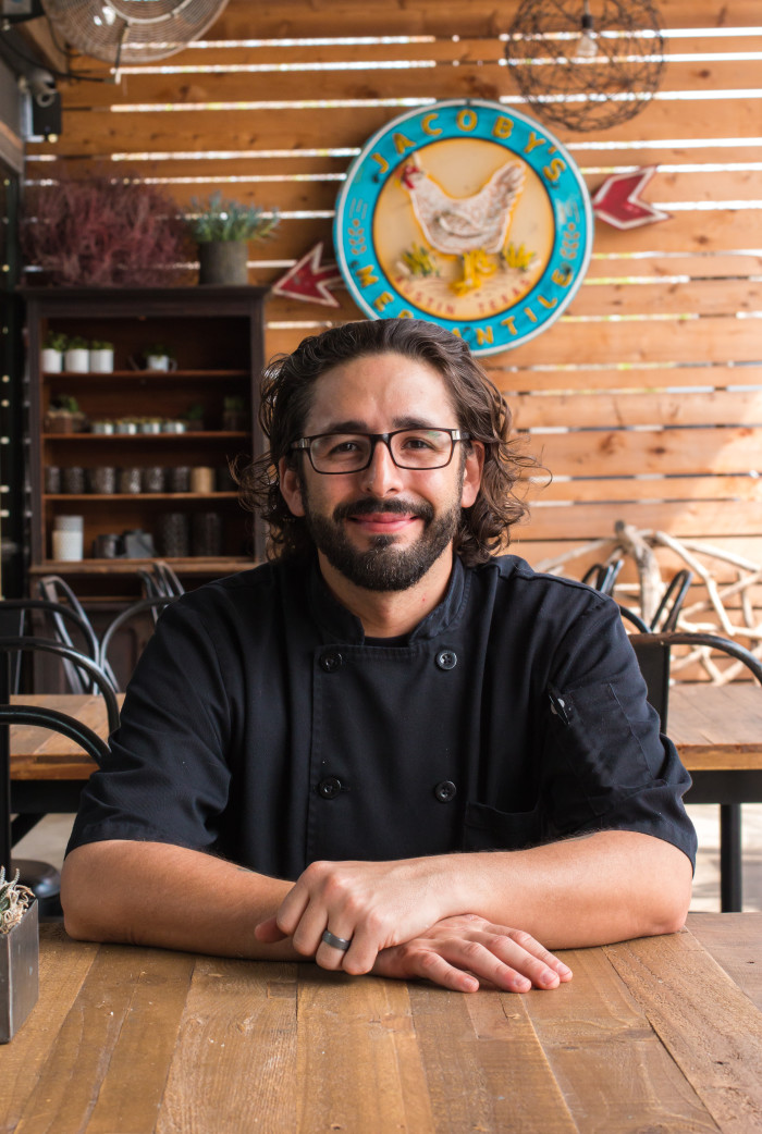 Chef Albert Gonzalez