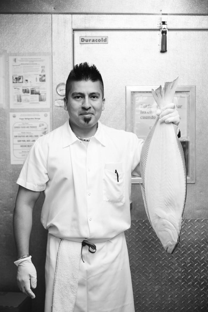 Chef Gonzalo Guzmán