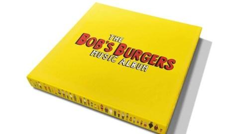 bob's burgers album