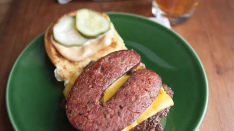 Lockhart Link Burger