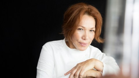Leonor Espinosa Basque culinary world prize winner