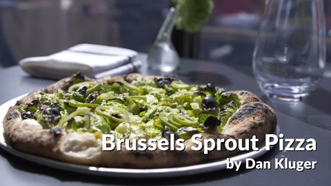 brussels sprout pizza dan kluger loring place