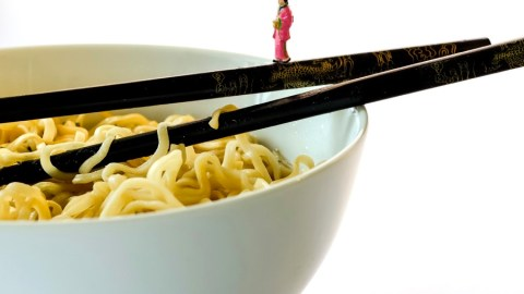 demand for instant noodles