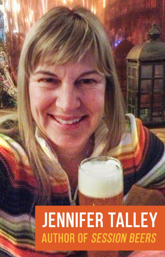 Author Jennifer Talley