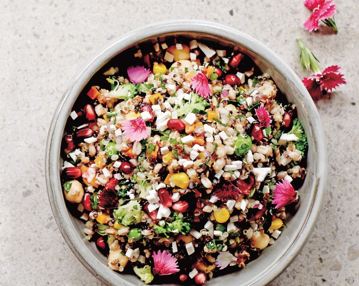 Vegetable Superfood Salad