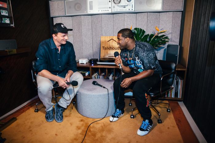 A$AP Ferg + Andrew Carmellini Talkhouse Podcast