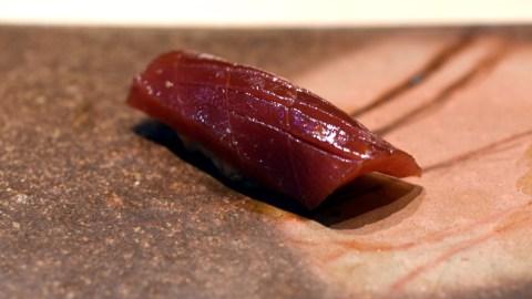 aged sushi