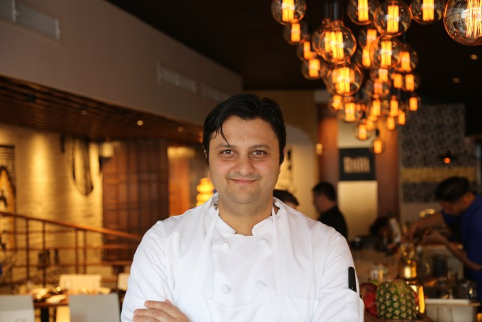 Chef Chintan Pandya Headshot