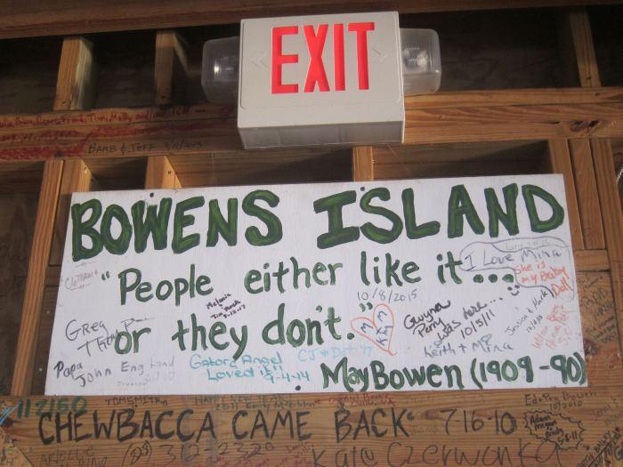 Bowens Island