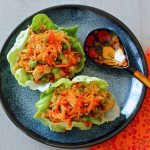 Fresh and Healthy Lettuce Wraps