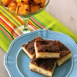 Sopapilla Cheesecake Bars and Grilled Pineapple