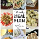 Weekly Meal Plan (May 2 – 8)