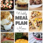 Weekly Meal Plan (May 23 – 29)