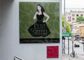 Olive Greens Cafe thumbnail