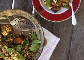Veg Barley Salad thumbnail