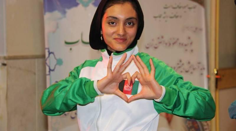 برنامه مسابقات المپیکی های افغانستان در ریو مشخص شد