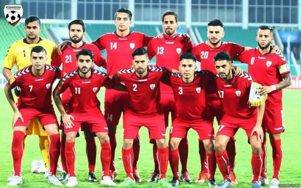 تیم داوری دیدار افغانستان و لبنان مشخص شد