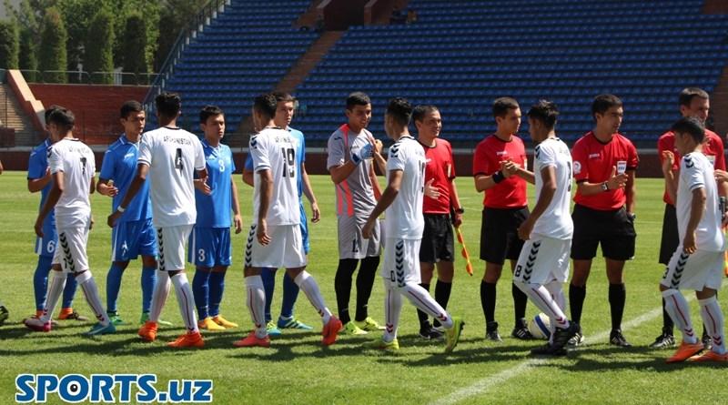 تیم ملی 19 سال افغانستان