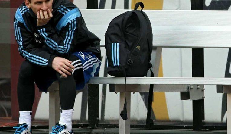 باشگاه بارسلونا مصدومیت مسی را تایید کرد