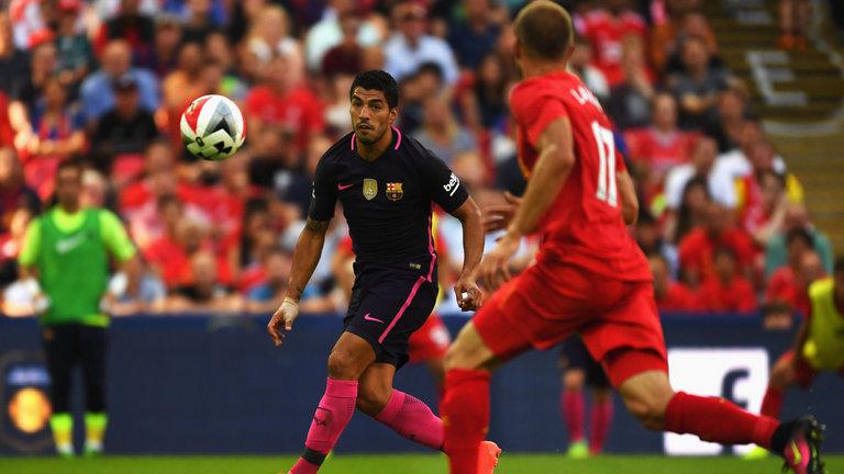لیورپول 4-0 بارسلونا؛ شکست سنگین آبی و اناری ها برابر لیورپول