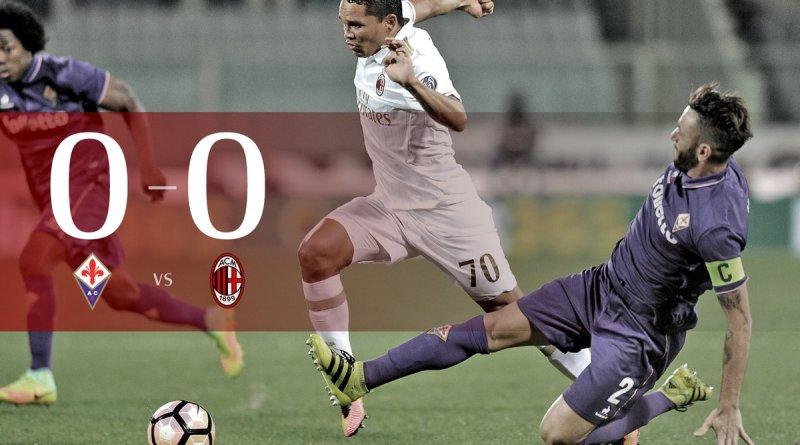 فیورنتینا 0 – 0 میلان؛ جدال تاکتیک در آرتمیو فرانکی برنده نداشت