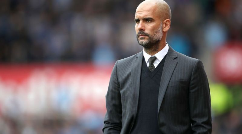 File photo dated 20-08-2016 of Manchester City Manager Pep Guardiola PRESS ASSOCIATION Photo. Issue date: Friday August 26, 2016. Pep Guardiola will return to the Nou Camp this autumn after Manchester City were paired with his old club Barcelona in an intriguing Champions League draw. See PA story SOCCER Champions. Photo credit should read Nick Potts/PA Wire.