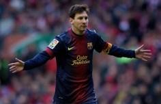 3. Lionel Messi (Barcelona) - $35,100,000