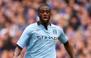 7. Yaya Toure (Manchester City) - $19,000,000