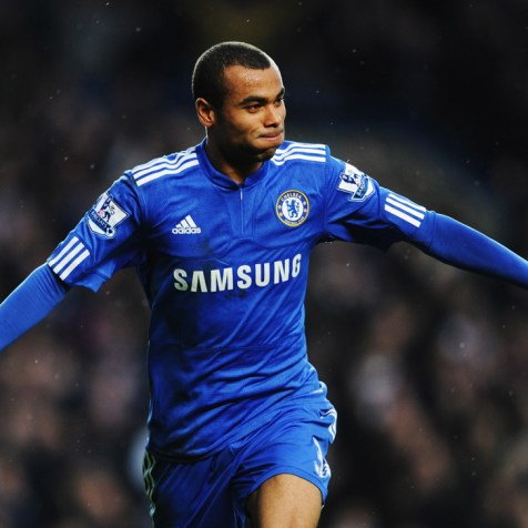 Ashley Cole, the Chelsea left back has quietly put in another fine season amongst all the controversy at Stamford Bridge.