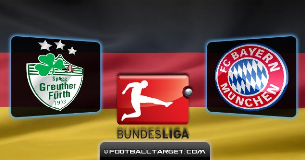 Greuther Furth vs Bayern Munich Greuther Fürth vs Bayern Munchen Match Preview