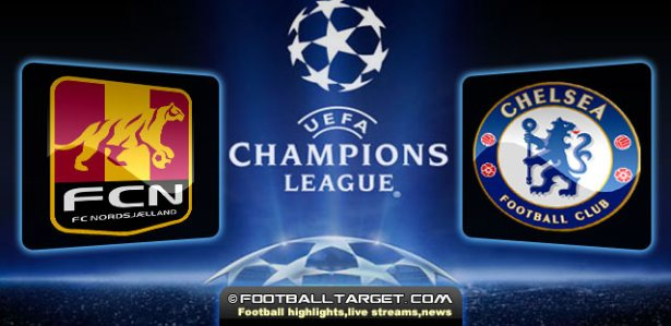 FC Nordsjaelland vs chelsea champions league FC Nordsjaelland vs Chelsea Preview Champions league