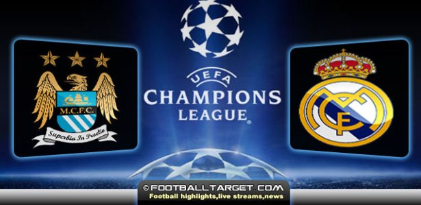 man city vs real madrid champions league Preview:Manchester City vs Real Madrid,Mourinho returns to England