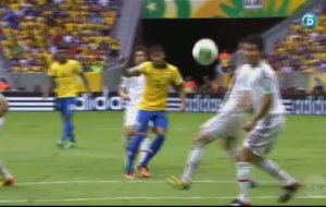 Video: Brazil 3-0 Japan FIFA Confederations Cup