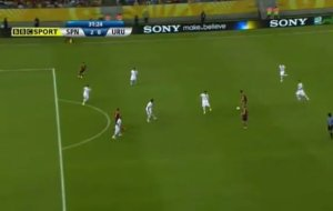 Video : Spain 2-1 Uruguay FIFA Confederation Cup