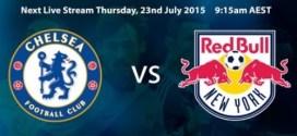 Chelsea Vs New York RB 2015 Live Streaming