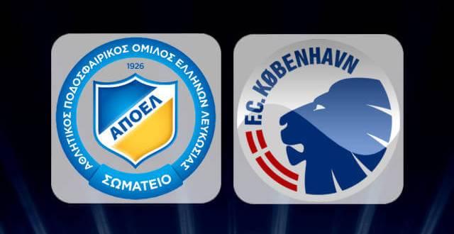 APOEL Nicosia Vs FC Copenhagen UEFA Champions League Play-Offs IST (Indian Time), Live Stream and TV telecast