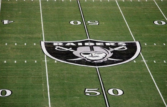 raiders field