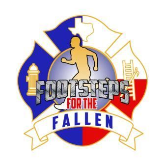 Footsteps For The Fallen Logo