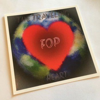 The Traveling FOP Heart.