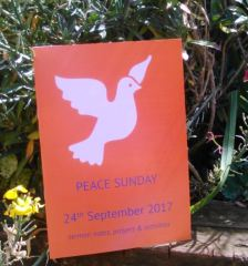Peace Sunday cover cropped