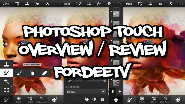 Photoshop Touch 01