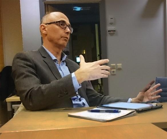 Riksdagsledamot Rikard Larsson (s)