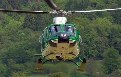 ab 412 elicottero forestale