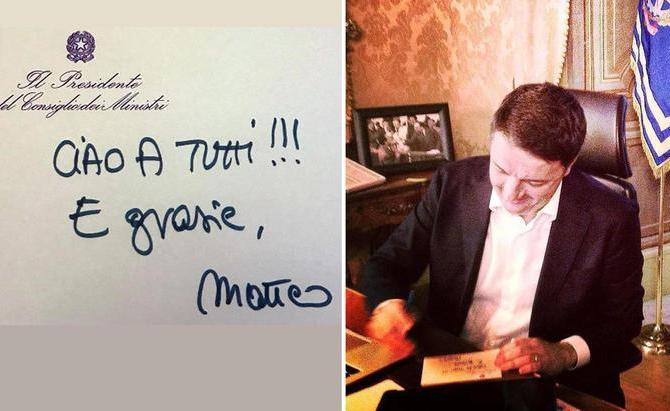 Combo  Renzi