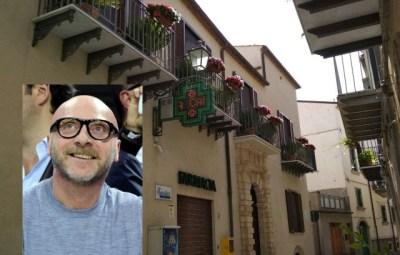 Amici e relax estivo per Domenico Dolce a Polizzi Generosa !