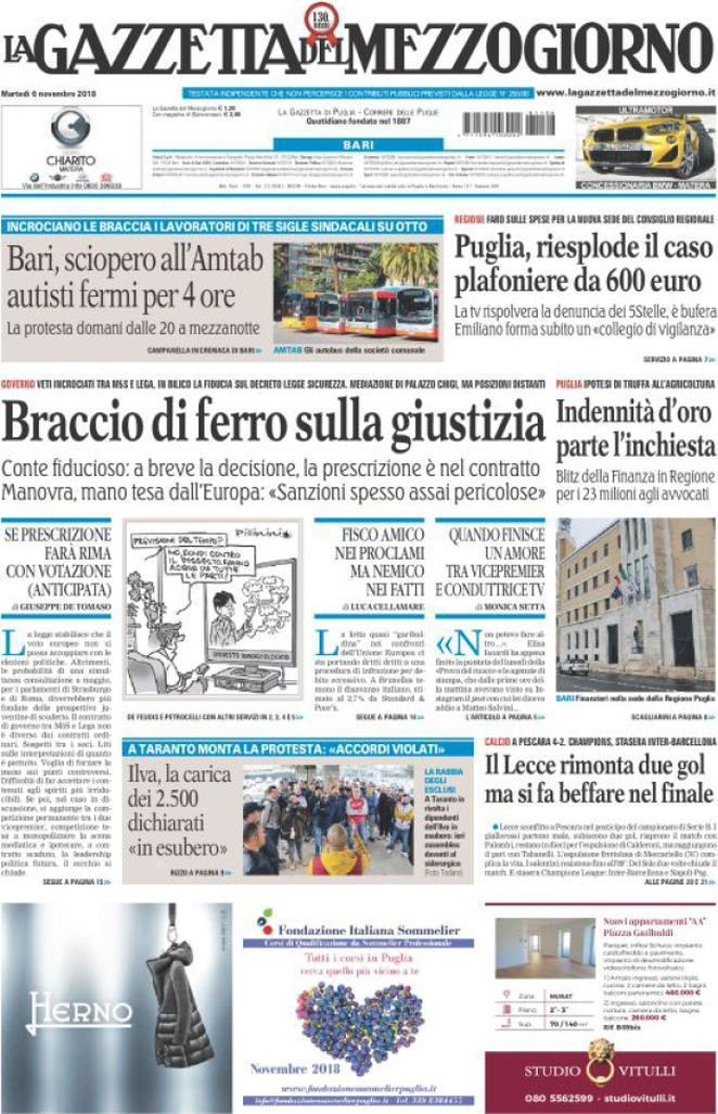 la_gazzetta_del_mezzogiorno-2018-11-06-5be0fc65237d3