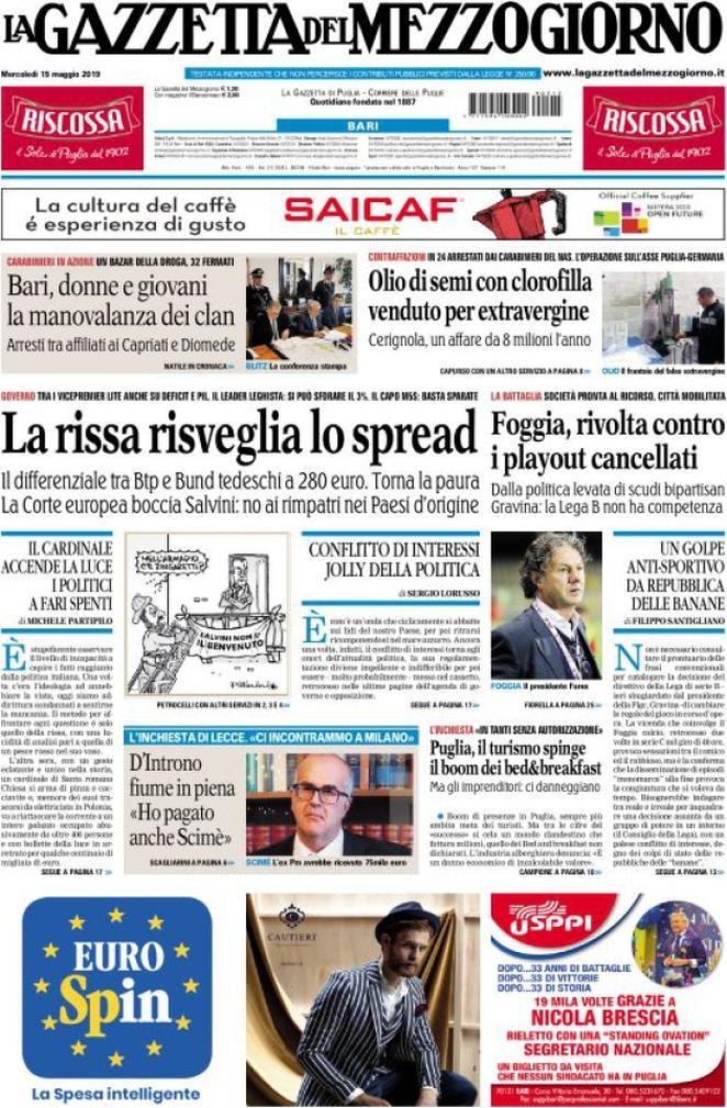 la_gazzetta_del_mezzogiorno-2019-05-15-5cdb6c03a2ebc