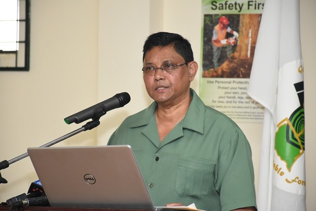 GFC presents revised National Forest Policy Statement and Plan to stakeholders