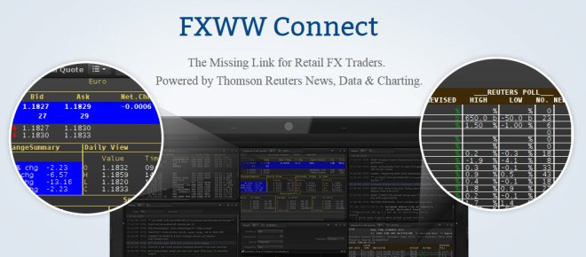 FXWW Connect Logo