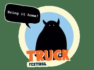 ffs for folk's sake Truck Festival Logo